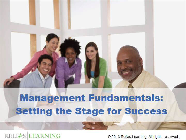 Management Fundamentals: Setting the Stage for Success