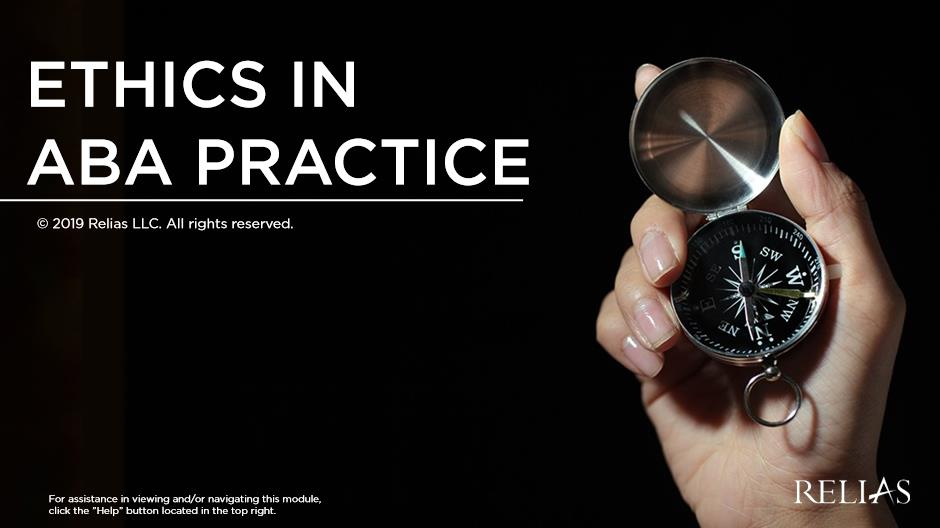 Ethical Issues in ABA Practice