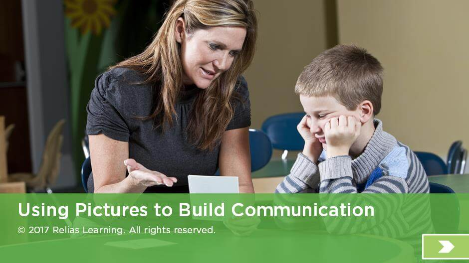 Using Pictures to Build Communication