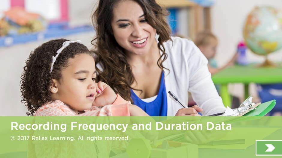 Recording Frequency and Duration Data