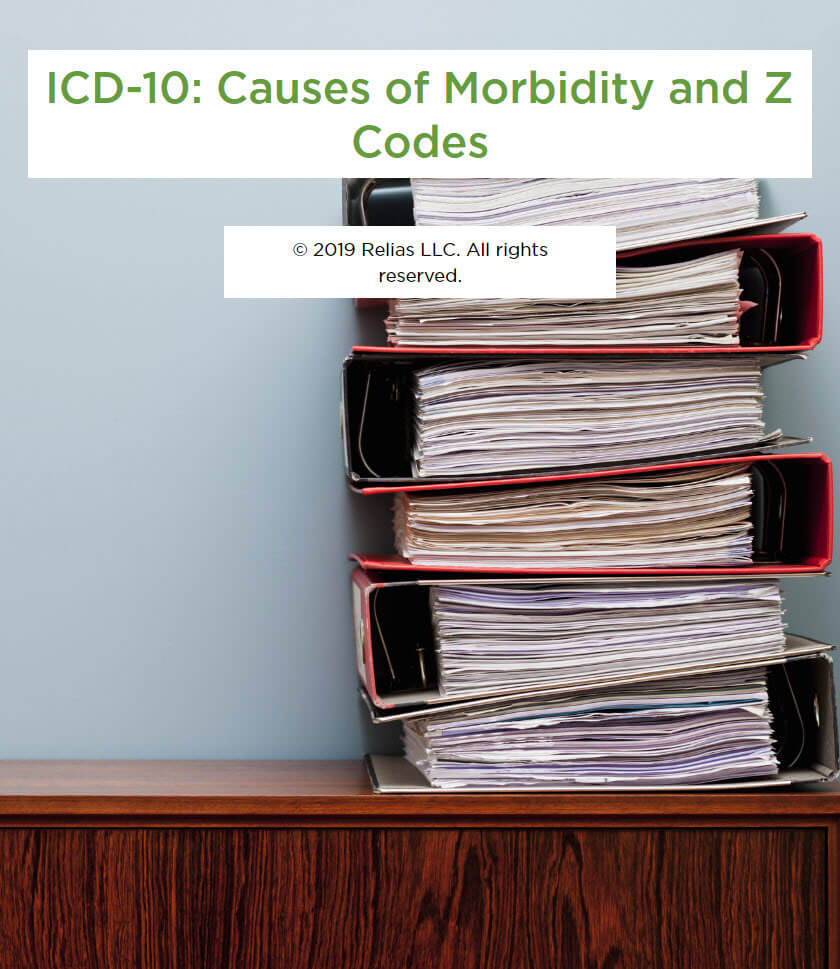 ICD-10: CH 20-21 Causes of Morbidity, Z Codes
