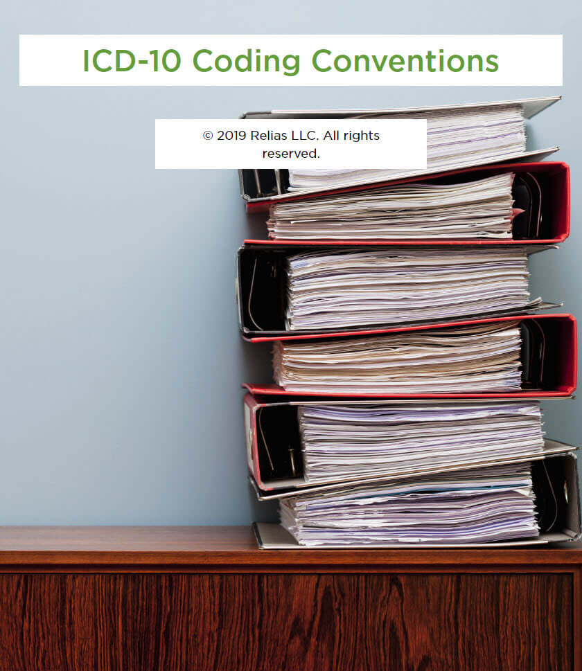 ICD-10: Coding Conventions