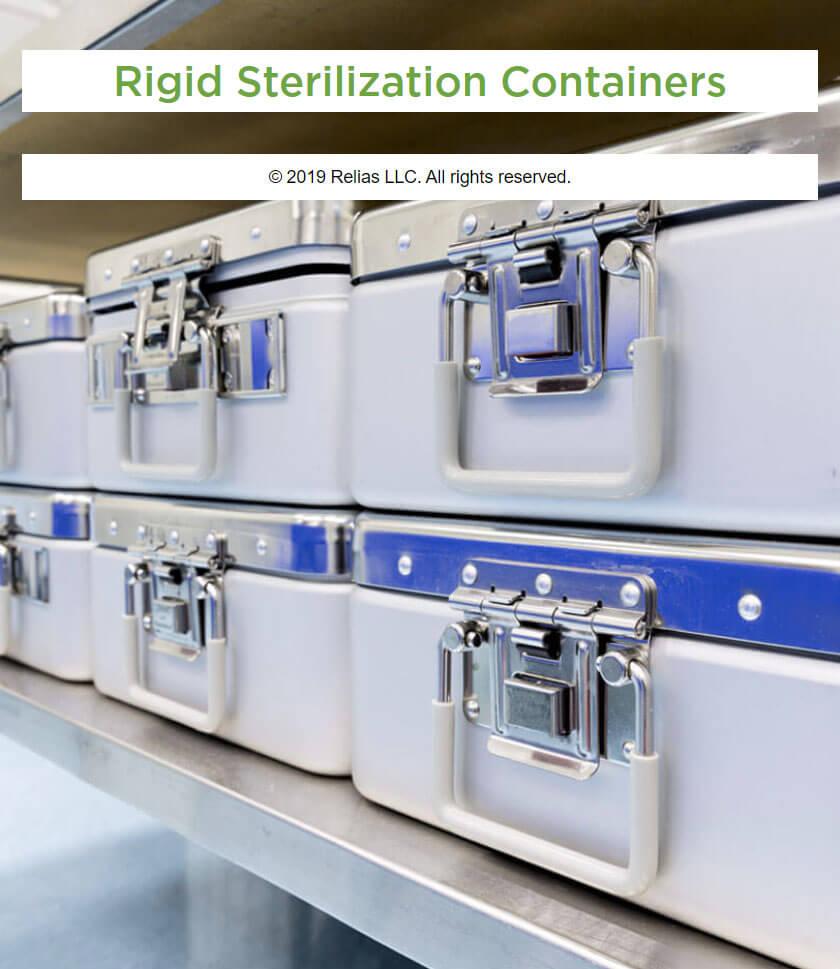 Rigid Sterilization Containers