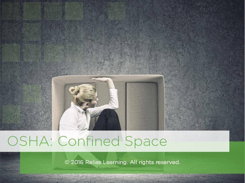 OSHA: Confined Space