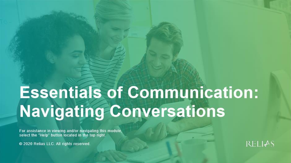 Essentials of Communication: Navigating Conversations
