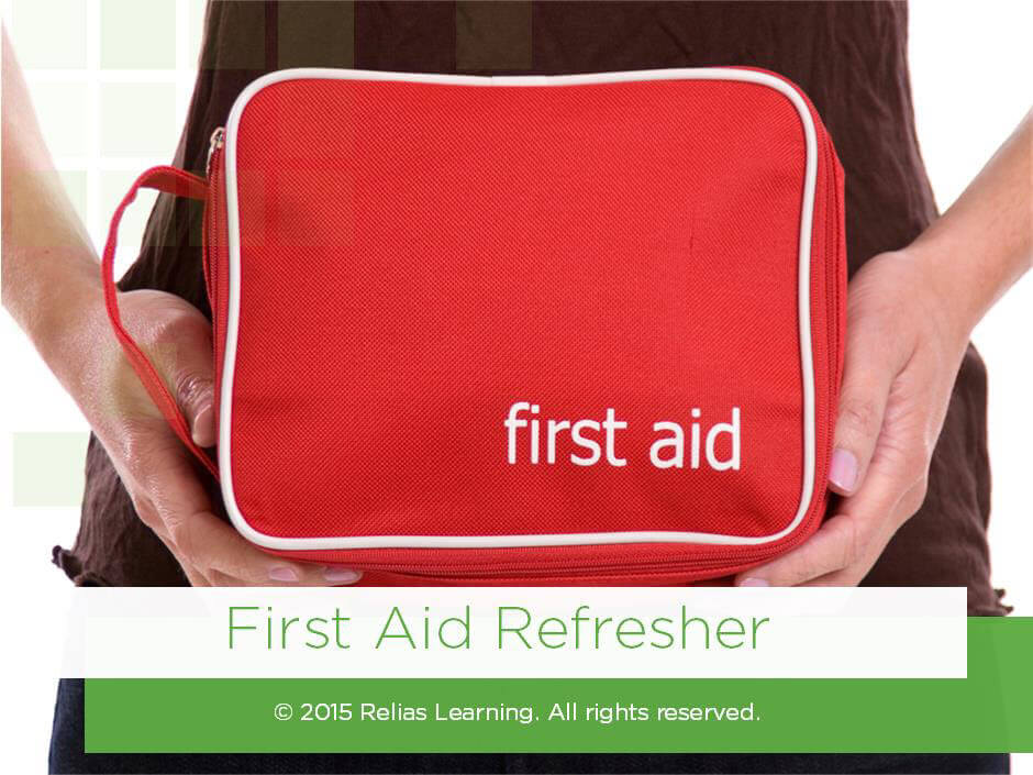 First Aid Refresher