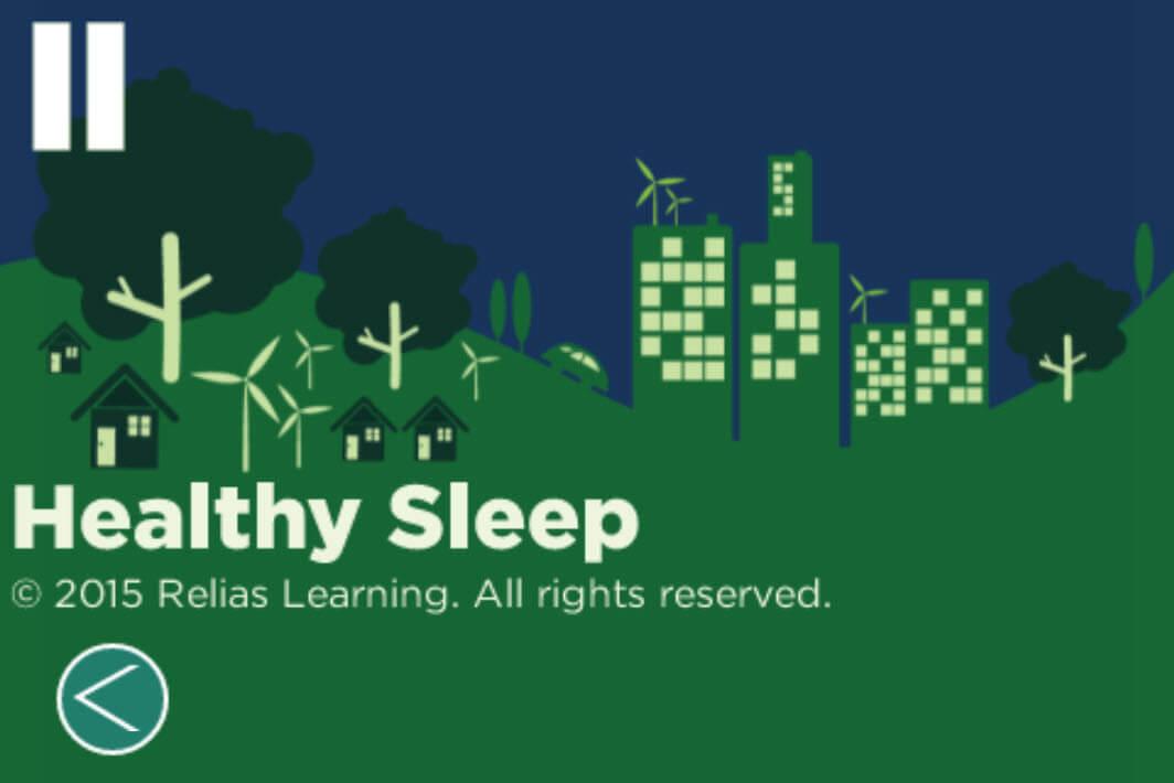 Employee Wellness - Healthy Sleep