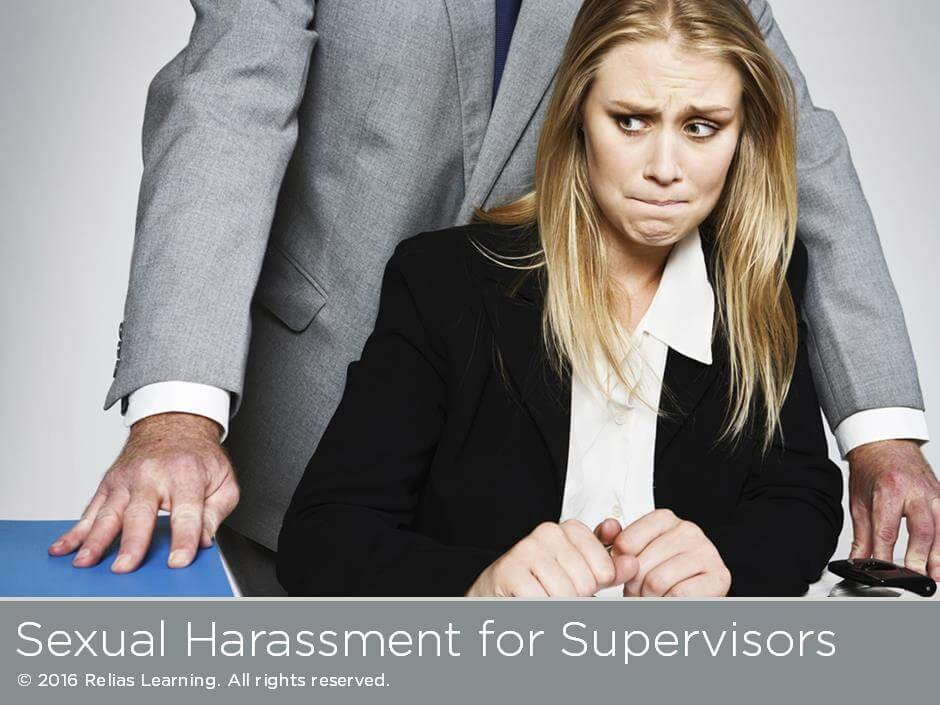 Sexual Harassment for Supervisors