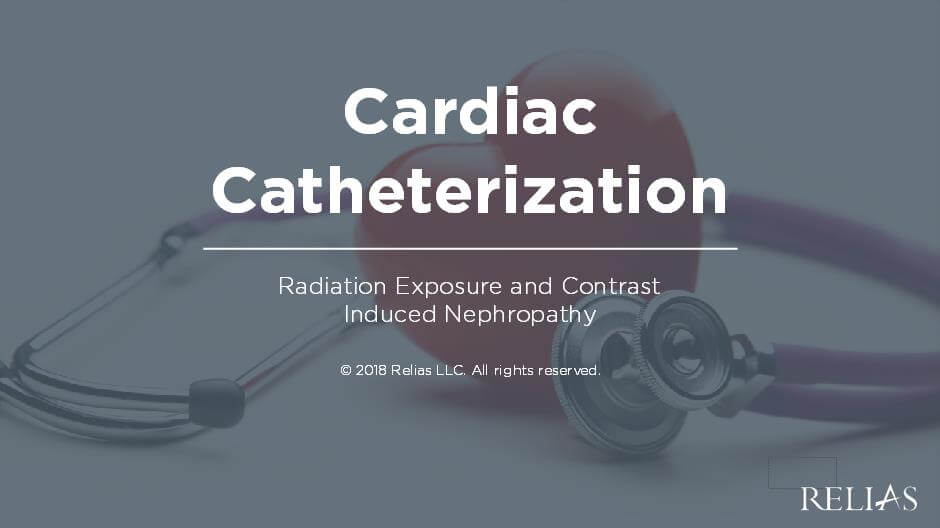 Cardiac Catheterization: Information to Function Effectively and Efficiently in the Cath Lab
