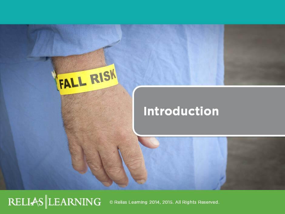 Understanding Falls - AL