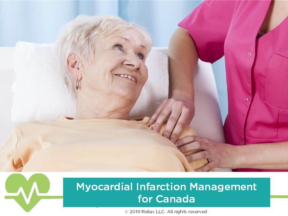 Myocardial Infarction Management for Canada