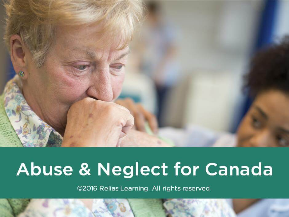 Abuse and Neglect for Canada