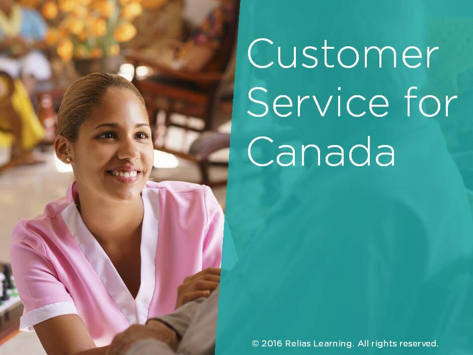 Customer Service for Canada