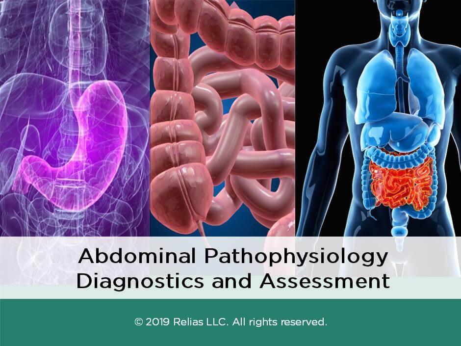Abdominal Pathophysiology Diagnostics and Assessment