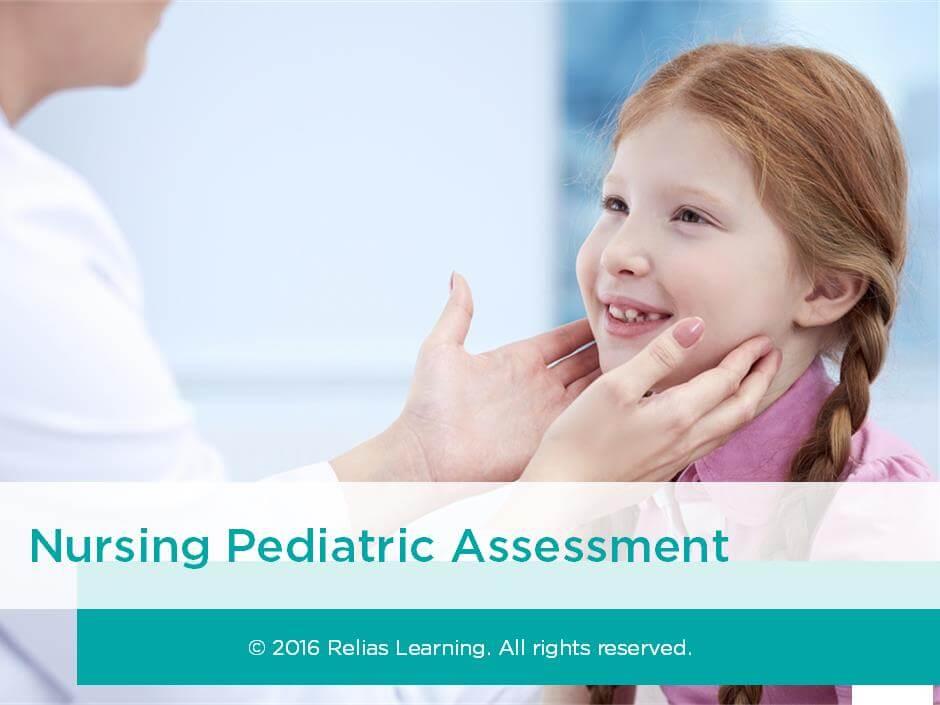Nursing Pediatric Assessment