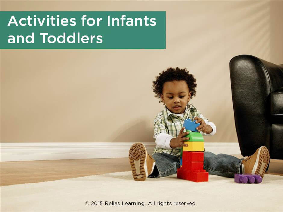 Activities for Infants and Toddlers