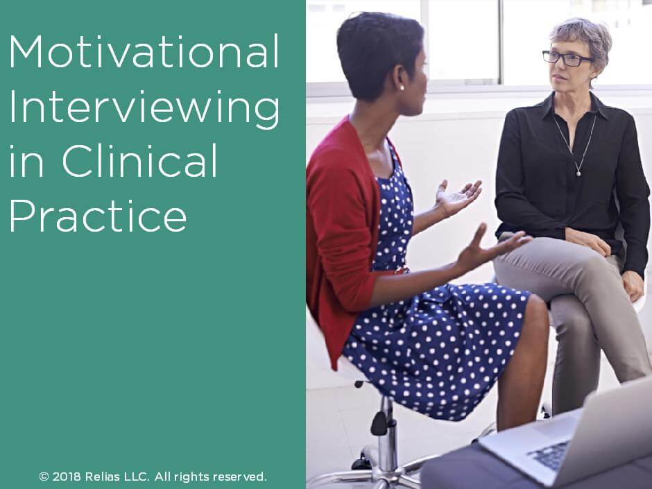 Motivational Interviewing in Clinical Practice