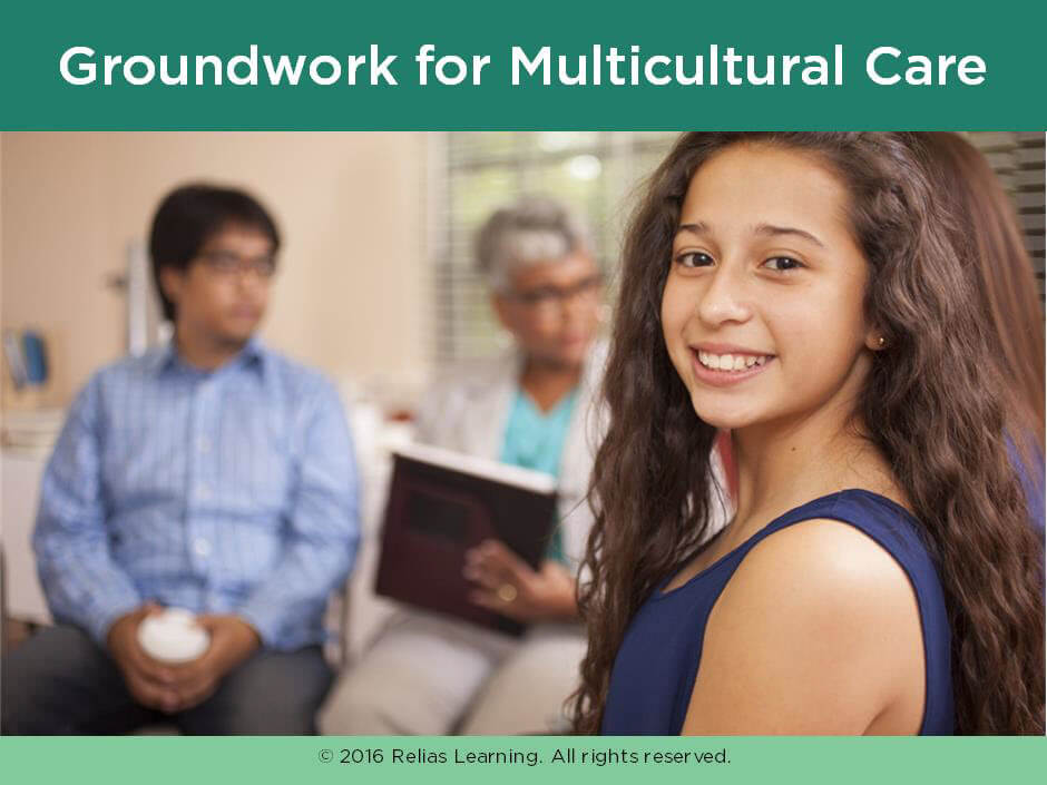 Groundwork for Multicultural Care