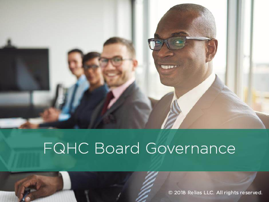 FQHC Board Governance