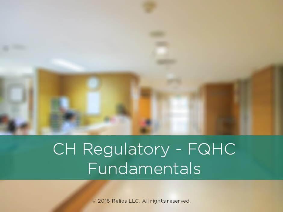 FQHC Fundamentals