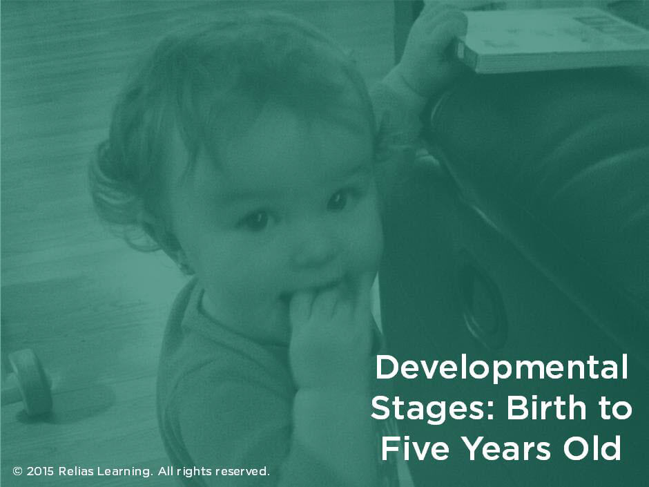 Developmental Stages: Birth to Five Years Old