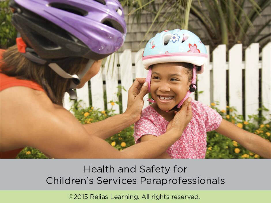 Health and Safety for Children's Services Paraprofessionals