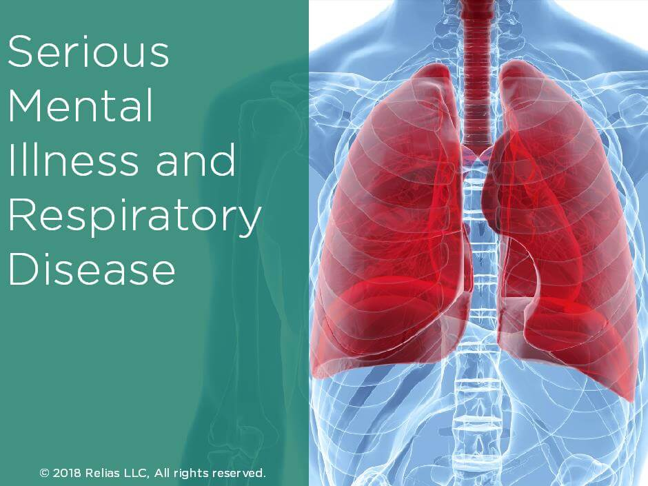 Serious Mental Illness and Respiratory Disease