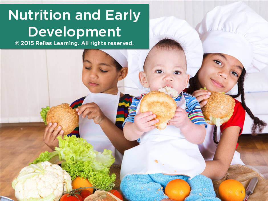 Nutrition and Early Development