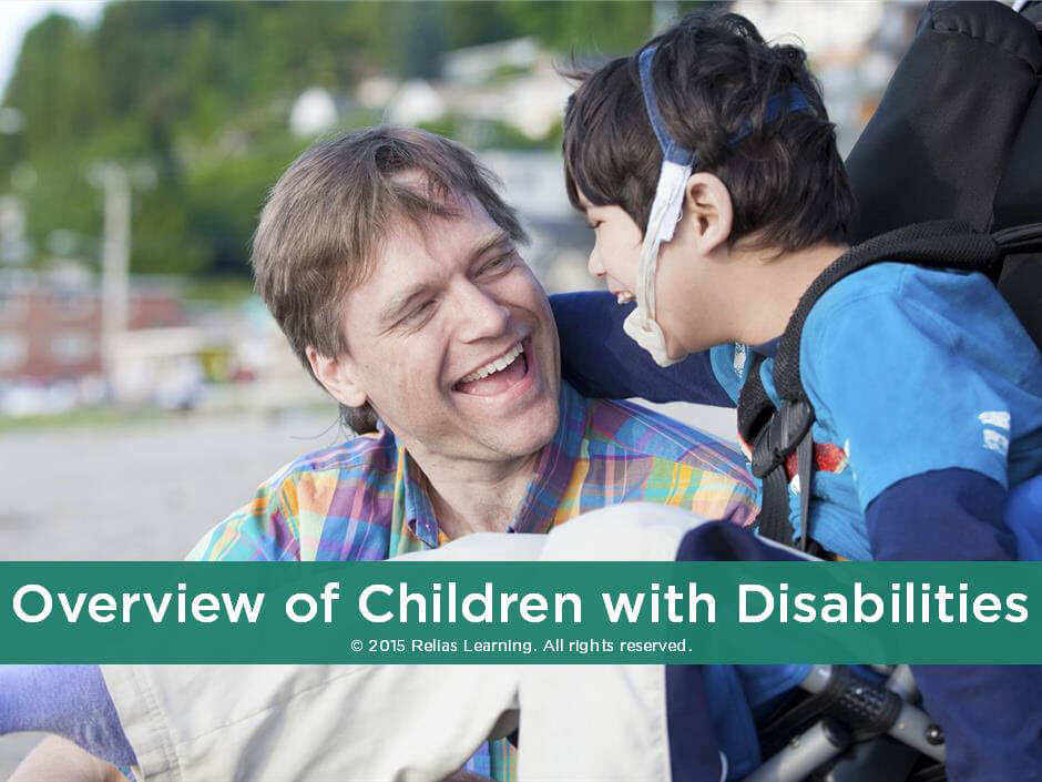 Overview of Children with Disabilities