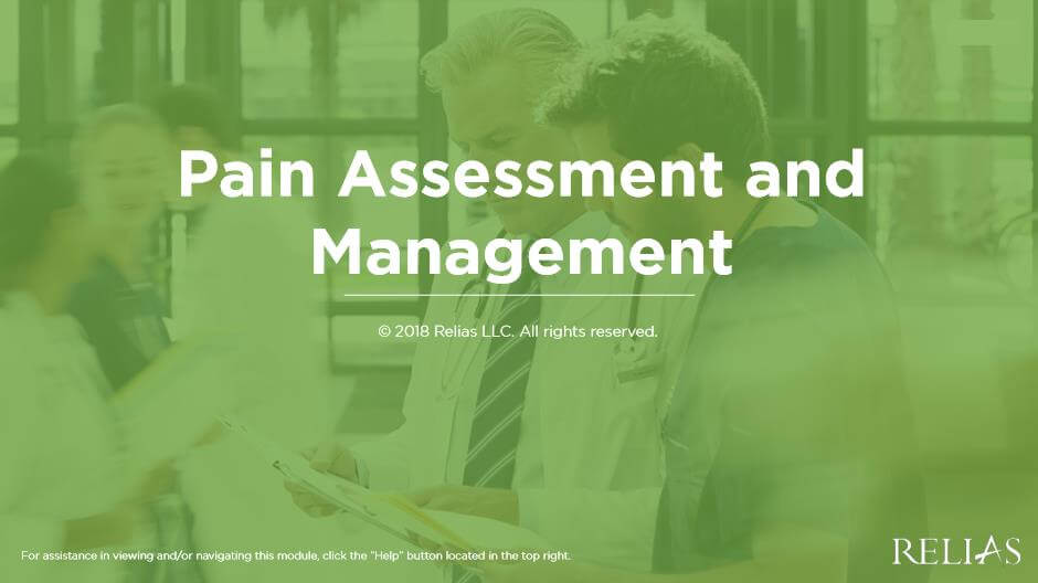 Pain Assessment and Management