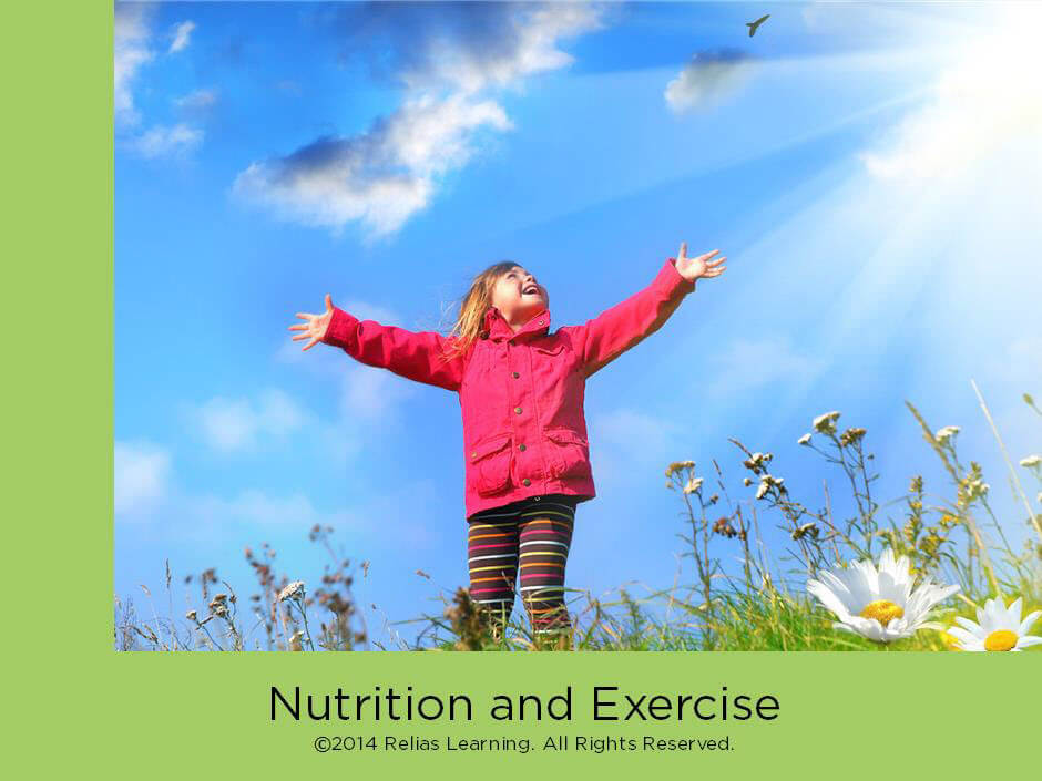 Nutrition and Exercise Focused Learning