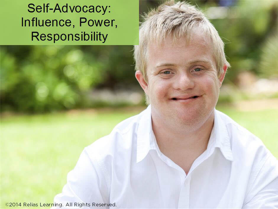 Self-Advocacy Focused Learning