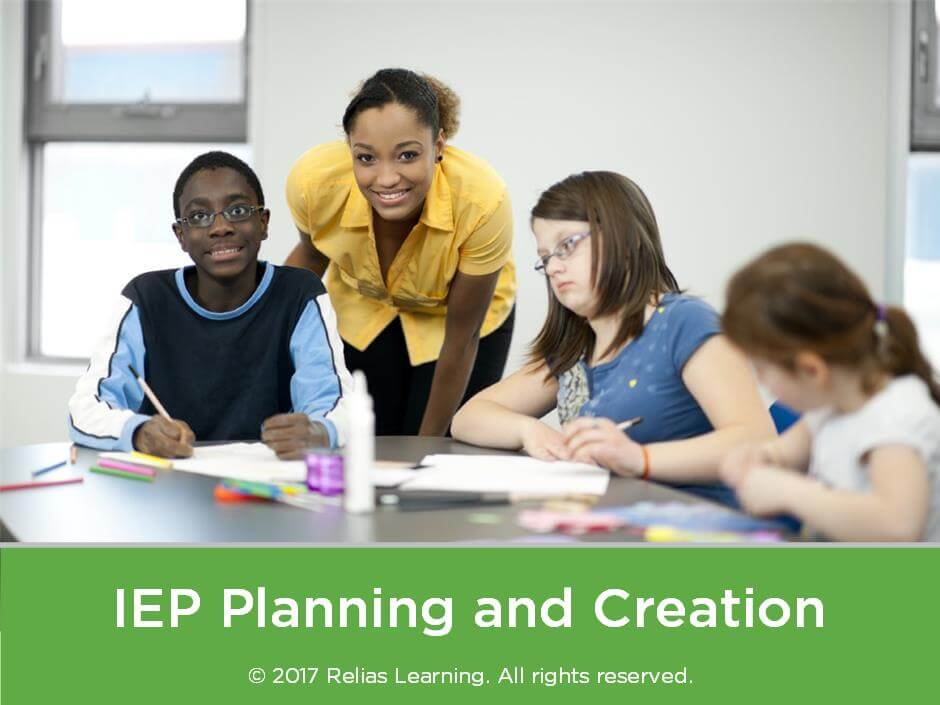 IEP Planning and Creation
