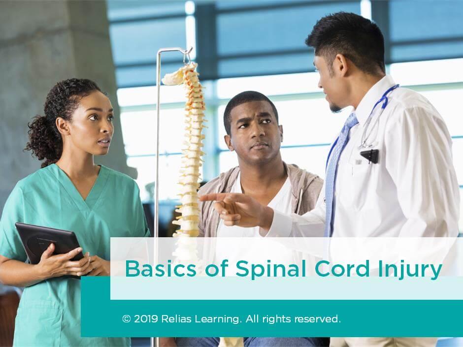 Basics of Spinal Cord Injuries