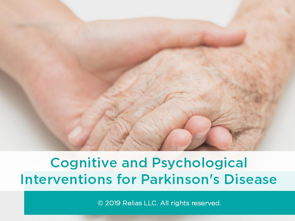Cognitive and Psychological Interventions for Parkinson's Disease