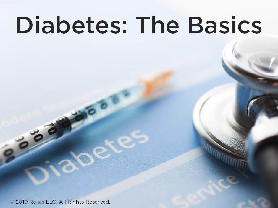 Diabetes:  The Basics