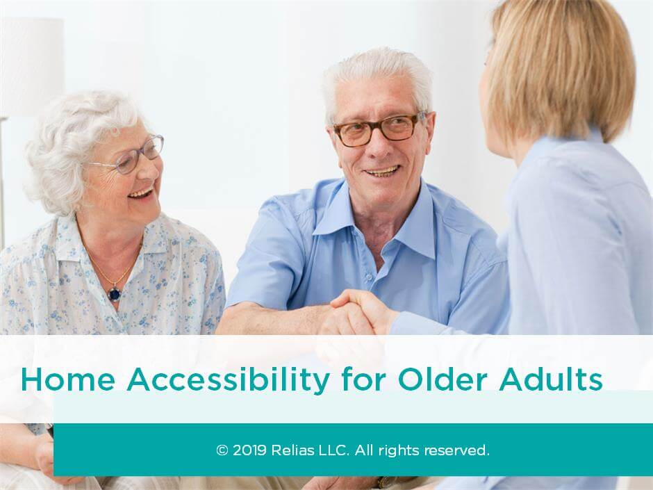 Home Accessibility for Older Adults