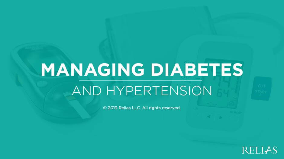 Managing Diabetes and Hypertension