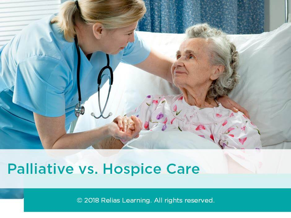 Palliative vs. Hospice Care