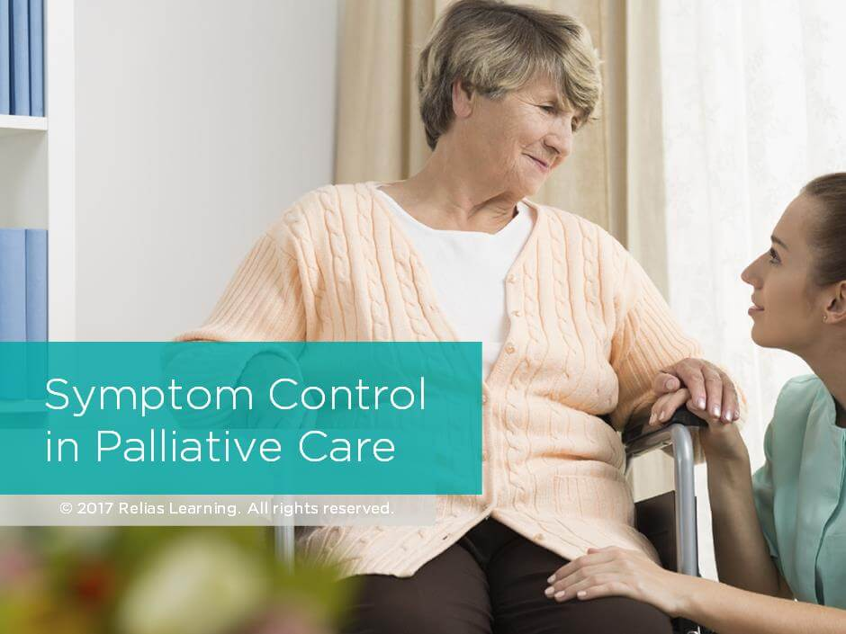 Symptom Control in Palliative Care