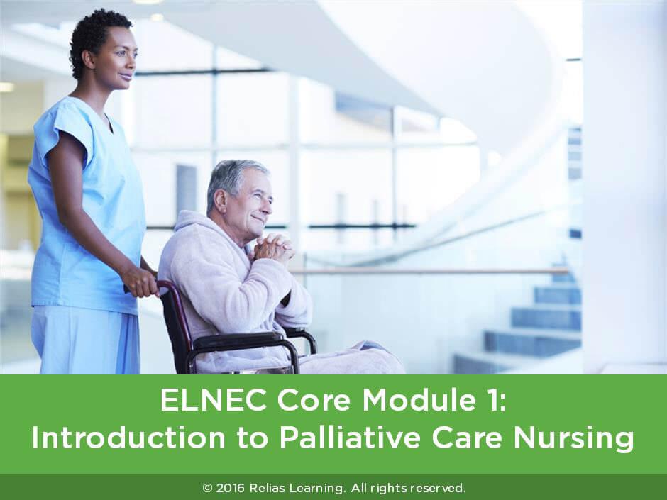 ELNEC Core Module 1: Introduction to Palliative Care Nursing