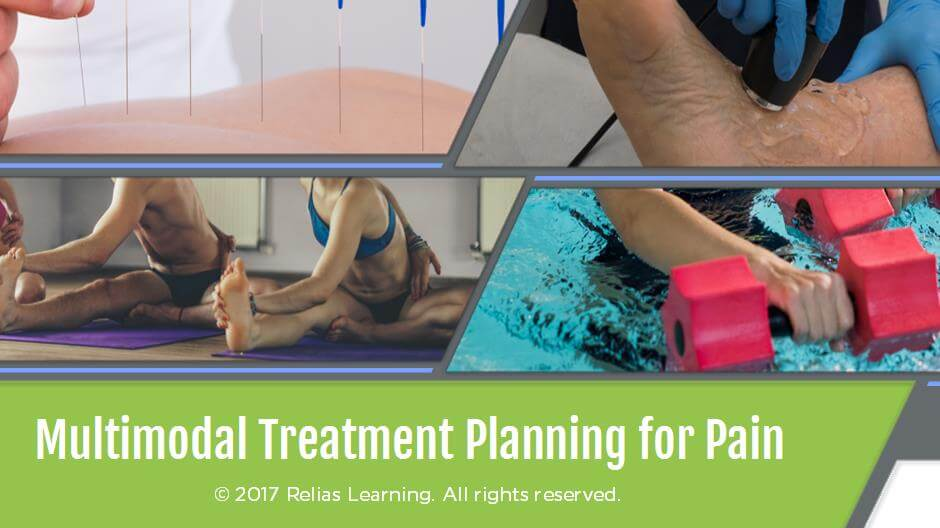 Multimodal Treatment Planning for Pain