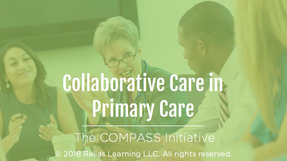 Collaborative Care in Primary Care: The Compass Initiative