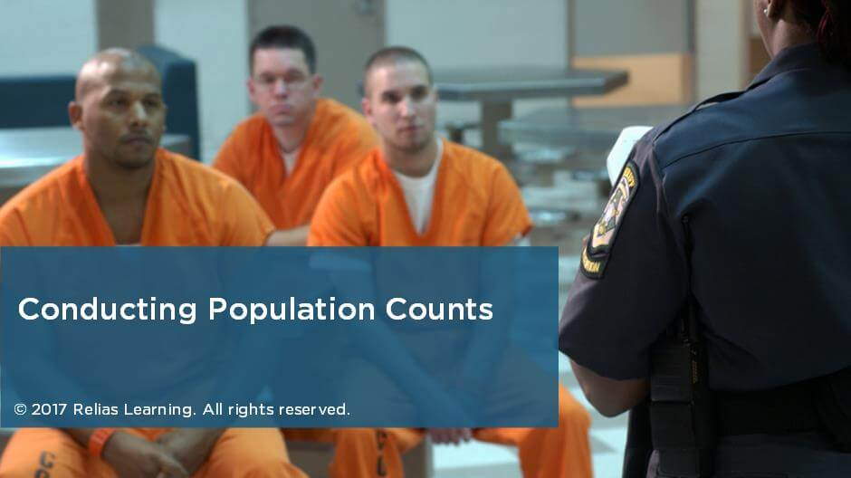 Conducting Population Counts