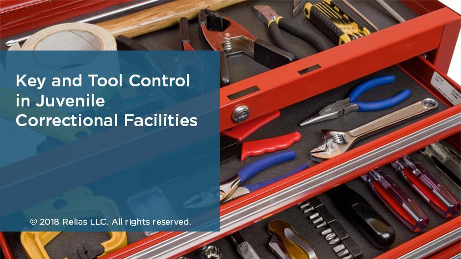 Key and Tool Control in Juvenile Correctional Facilities