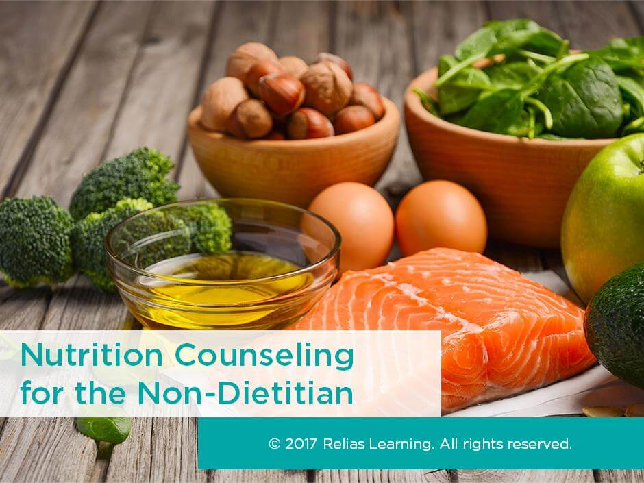 Nutrition Counseling for the Non-Dietitian