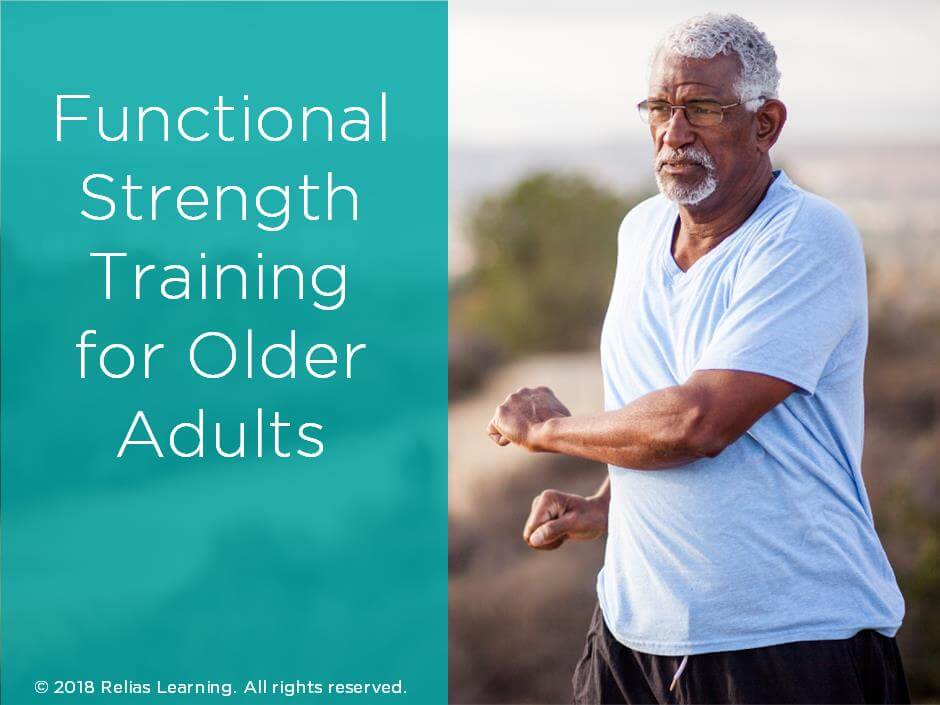 Functional Strength Training for Older Adults