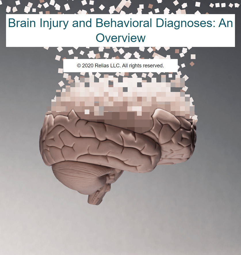 Brain Injury and Behavioral Diagnoses: An Overview