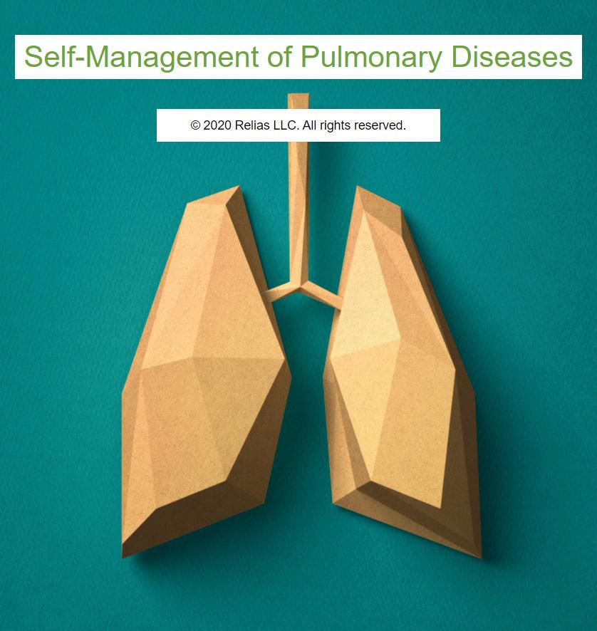 Self-Management of Pulmonary Diseases