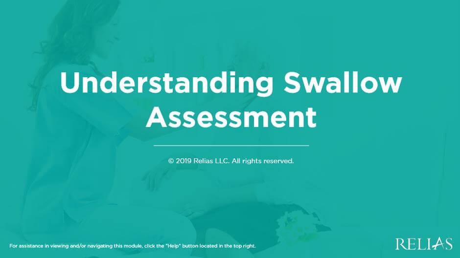 Understanding Swallow Assessment